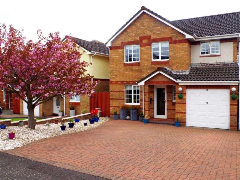 4 Bedrooms Detached House for sale in 8 Glenbervie Wynd, Tarryholm, Irvine, KA11 4DL
