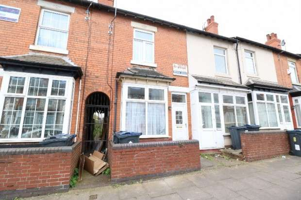 2 Bedrooms Terraced House for sale in Farnham Road, Handsworth, B21
