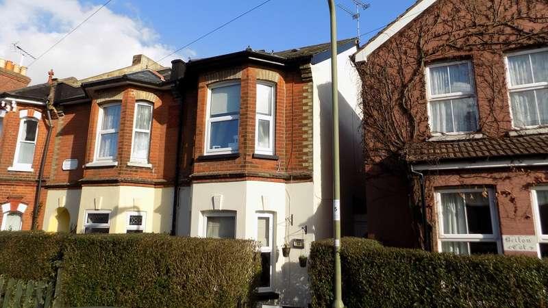 3 Bedrooms End Of Terrace House for sale in Perowne Street, Aldershot, GU11