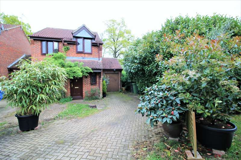3 Bedrooms Detached House for sale in Meadowland, Chineham, Basingstoke, RG24
