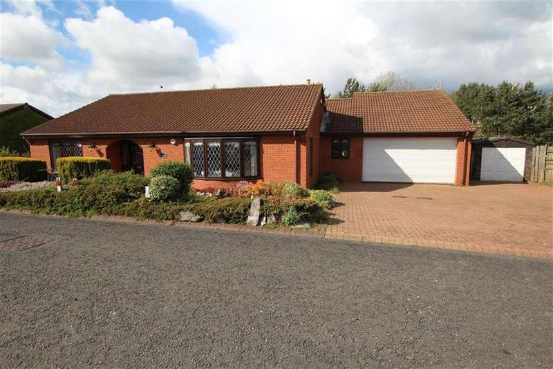 3 Bedrooms Detached Bungalow for sale in Low Green, Newton Aycliffe, County Durham