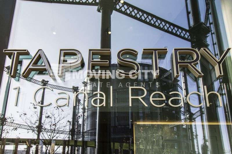 1 Bedroom Flat for sale in Tapestry, Canal Reach