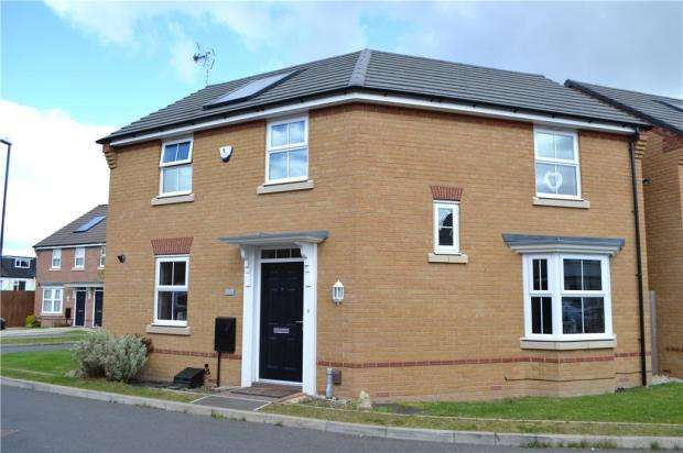 3 Bedrooms Detached House for sale in Esme Close, Binley, Coventry, West Midlands
