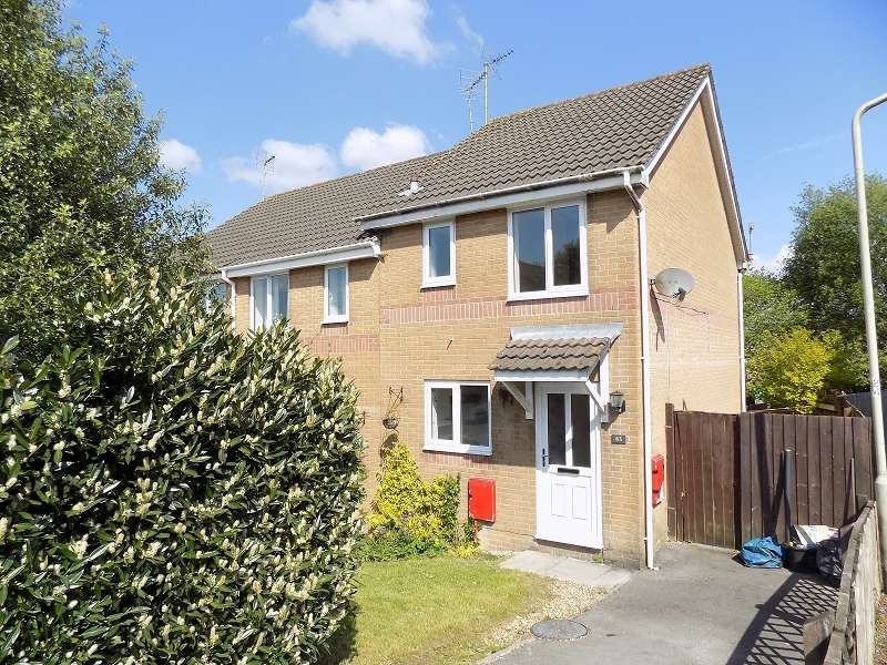 2 Bedrooms End Of Terrace House for sale in Rowans Lane, Bryncethin, Bridgend. CF32 9LZ