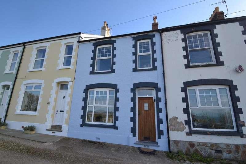 2 Bedrooms Terraced House for sale in Highview Terrace, Westward Ho!
