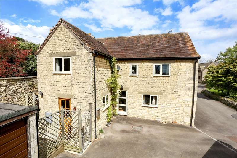 3 Bedrooms Detached House for sale in Westrip, Stroud, Gloucestershire, GL6