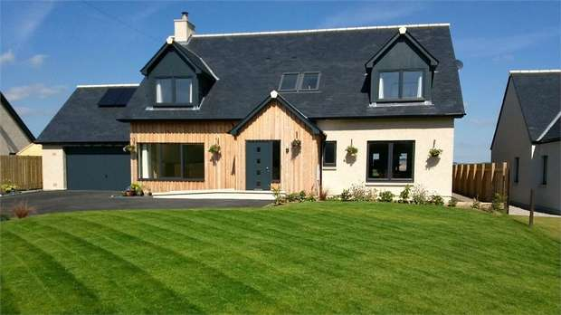 4 Bedrooms Detached House for sale in Tough, Alford, Aberdeenshire