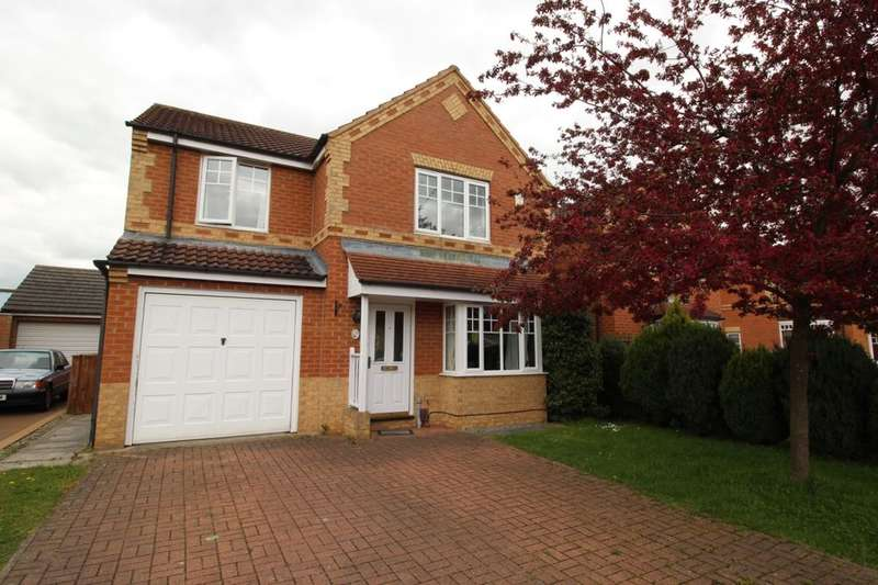 4 Bedrooms Detached House for sale in Aldgrove Way, Darlington, DL3