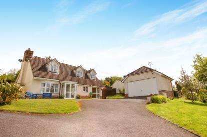 3 Bedrooms Detached House for sale in Raymonds Hill, Axminster, Devon