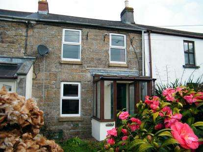 2 Bedrooms Terraced House for sale in Trewellard, Pendeen, Penzance