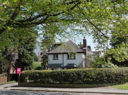 4 Bedrooms Detached House for sale in Macclesfield Road, Prestbury, Macclesfield, Cheshire