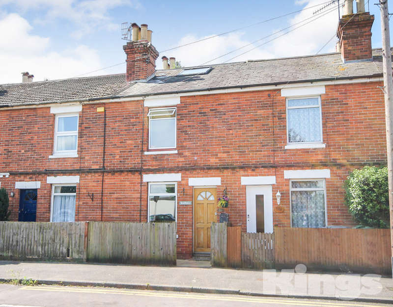 3 Bedrooms Terraced House for sale in Vale Road, Tonbridge