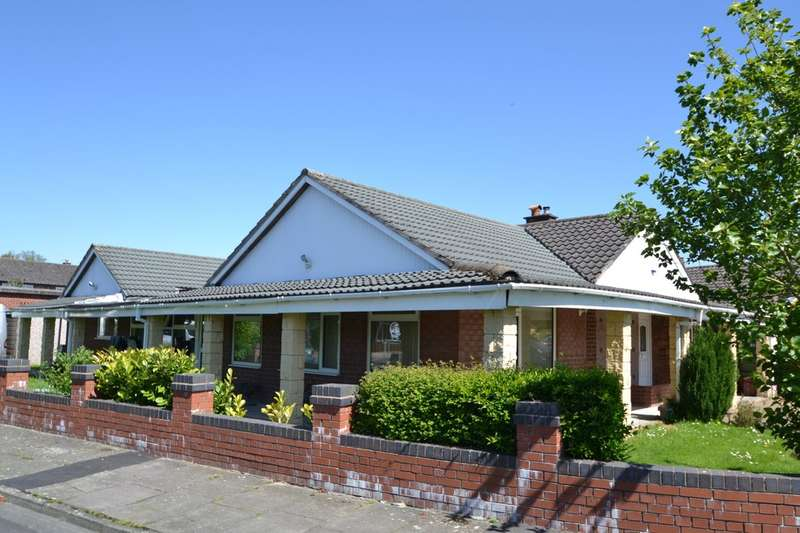 5 Bedrooms Detached Bungalow for sale in Ashdale Drive, Heald Green
