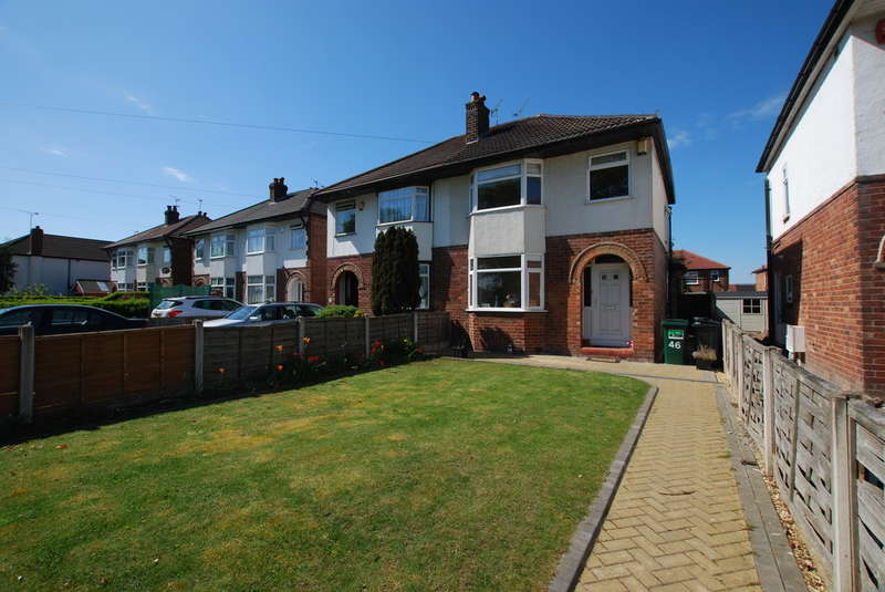 4 Bedrooms Semi Detached House for sale in Chester Road, Huntington, Chester