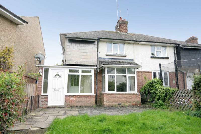3 Bedrooms Semi Detached House for sale in Berkhamsted