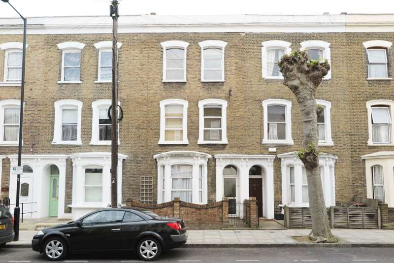 4 Bedrooms Terraced House for sale in Median Road, Hackney, London E5