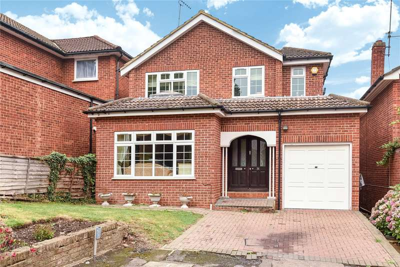 4 Bedrooms House for sale in Ravenswood Park, Northwood, Middlesex, HA6
