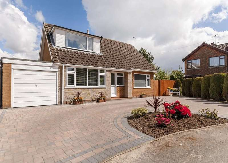 3 Bedrooms Detached House for sale in Holly Avenue, Breaston