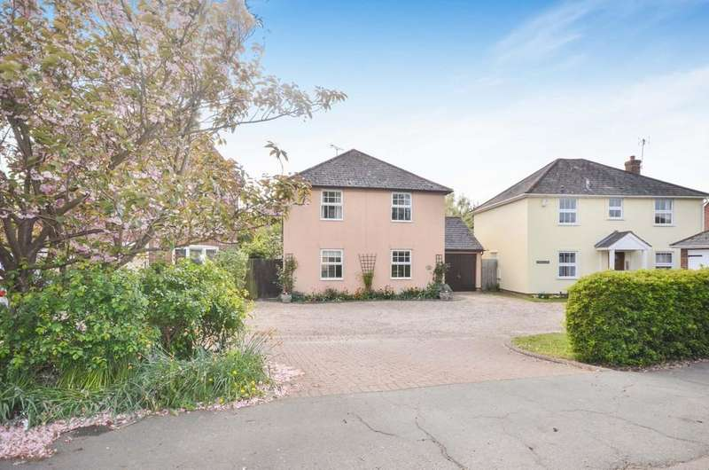 4 Bedrooms Detached House for sale in Station Road, Ardleigh
