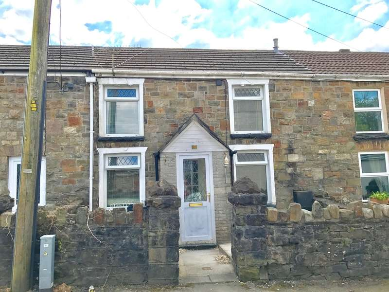 2 Bedrooms Cottage House for sale in Ivorites Row, Glynneath, Neath
