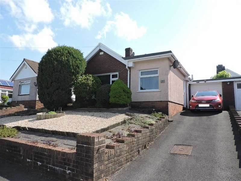 2 Bedrooms Detached Bungalow for sale in Rhydycoed, Birchgrove