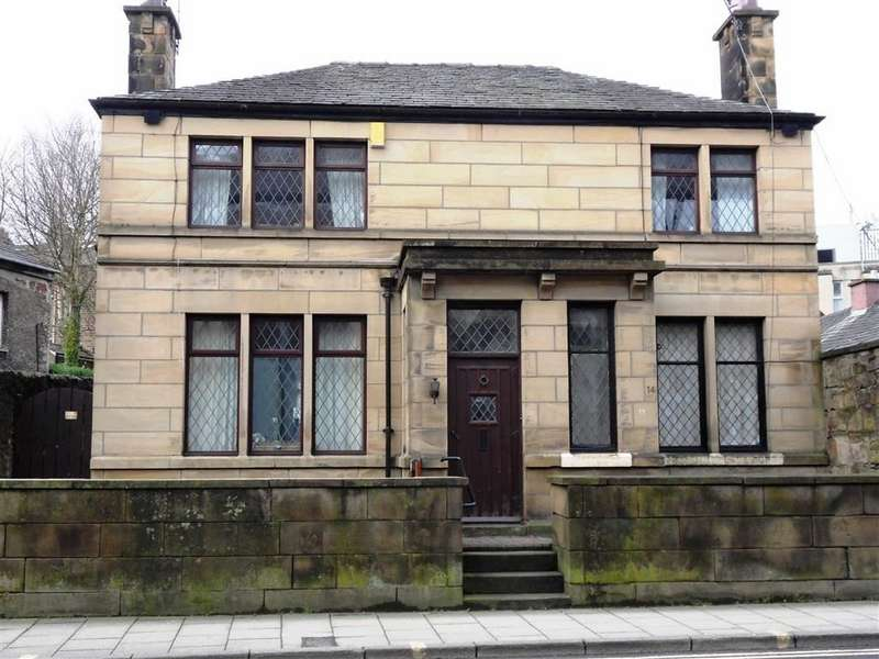 2 Bedrooms Property for sale in King Street, Lancaster, LA1