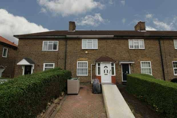 3 Bedrooms Terraced House for sale in Ivorydown, Bromley, Greater London, BR1 5EE