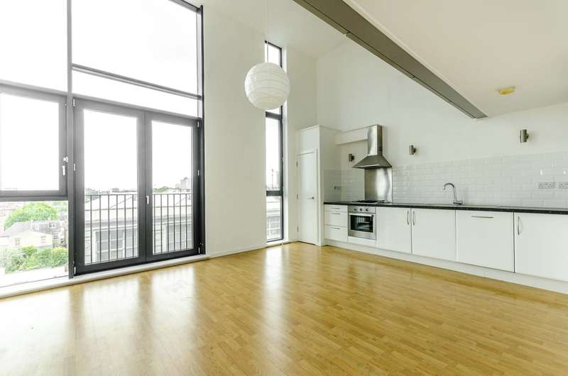 2 Bedrooms Flat for sale in Cowley Road, Acton, W3