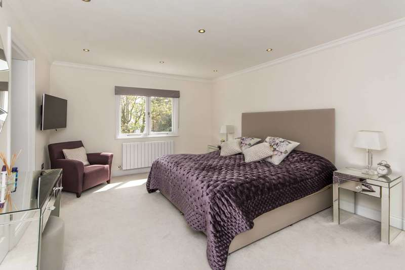6 Bedrooms House for sale in Acacia Road, St John's Wood, NW8