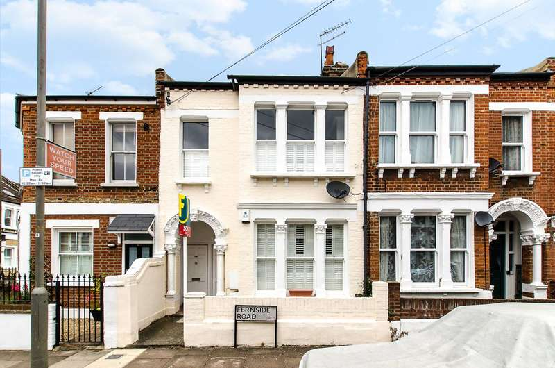1 Bedroom Flat for sale in Fernside Road, Balham, SW12