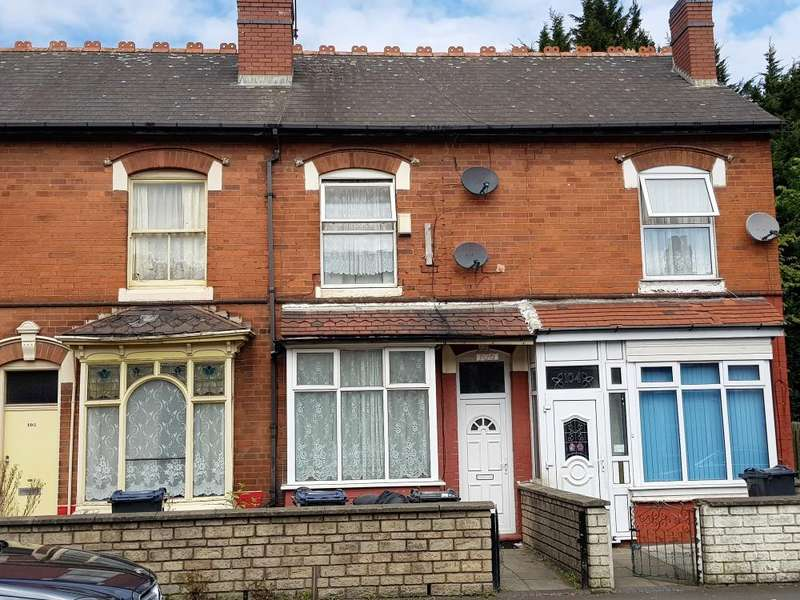 3 Bedrooms Terraced House for sale in , NINEVEH RD, BIRMINGHAM, B21