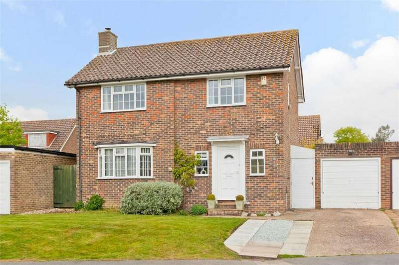 3 Bedrooms Detached House for sale in Springett Avenue, Ringmer, Lewes, East Sussex