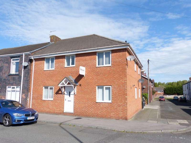 2 Bedrooms Apartment Flat for sale in Clayton Street, Skelmersdale, WN8