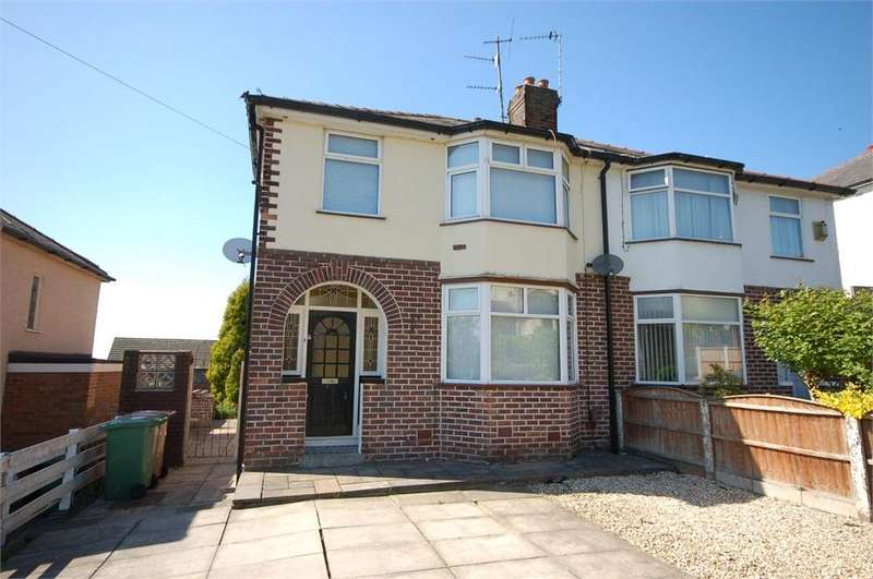 3 Bedrooms Semi Detached House for sale in Hillbrae Avenue, Moss Bank, St Helens, Merseyside