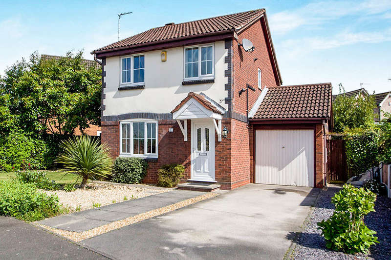 3 Bedrooms Detached House for sale in Summerfields Way, Ilkeston, DE7