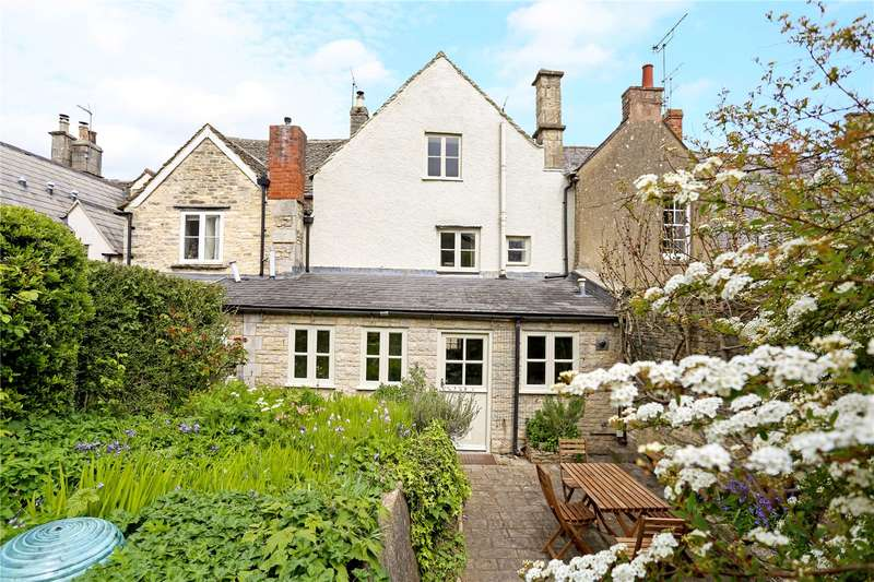 3 Bedrooms Terraced House for sale in Tetbury Street, Minchinhampton, Stroud, Gloucestershire, GL6