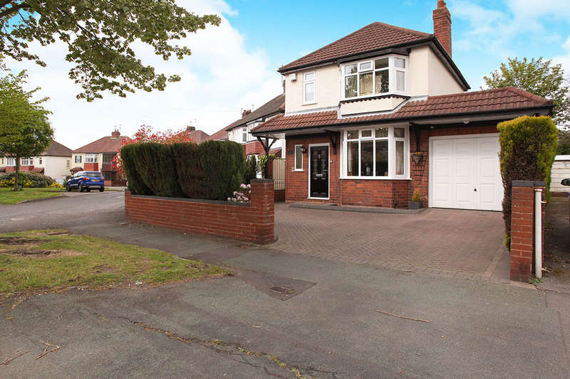 3 Bedrooms Detached House for sale in Broad Lane South, Wolverhampton, WV11