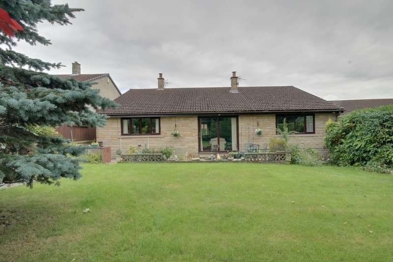 3 Bedrooms Detached Bungalow for sale in Castle View, Witton Le Wear, Bishop Auckland, DL14