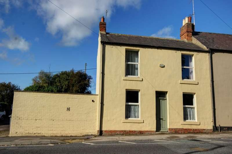 3 Bedrooms Semi Detached House for sale in Nevilles Cross Bank, Nevilles Cross, Durham, DH1
