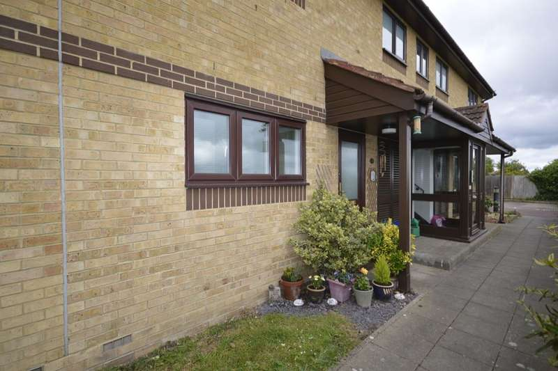 1 Bedroom Flat for sale in River View, Gillingham, ME8