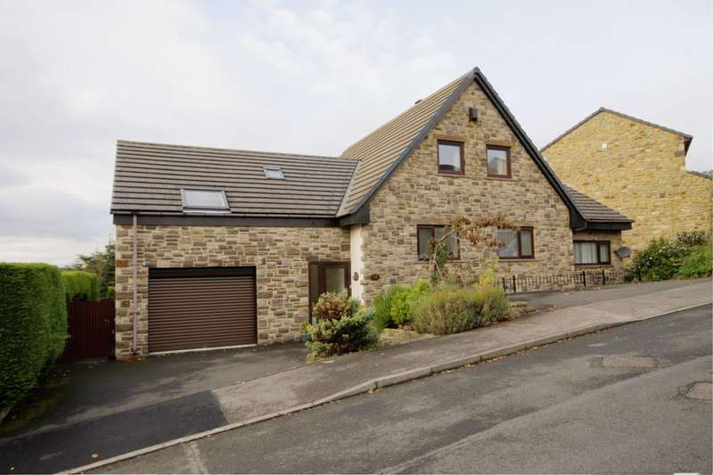 5 Bedrooms Detached House for sale in Aintree Drive, Shotley Bridge, Consett, DH8