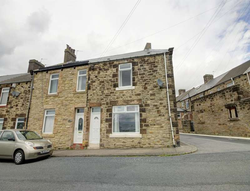 3 Bedrooms Property for sale in Berry Edge Road, Consett, DH8