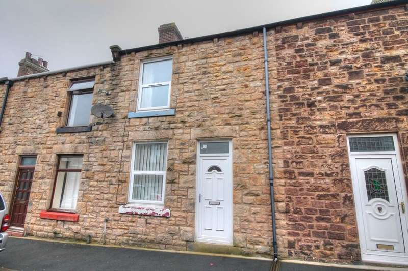 2 Bedrooms Property for sale in Alexandra Street, Consett, DH8