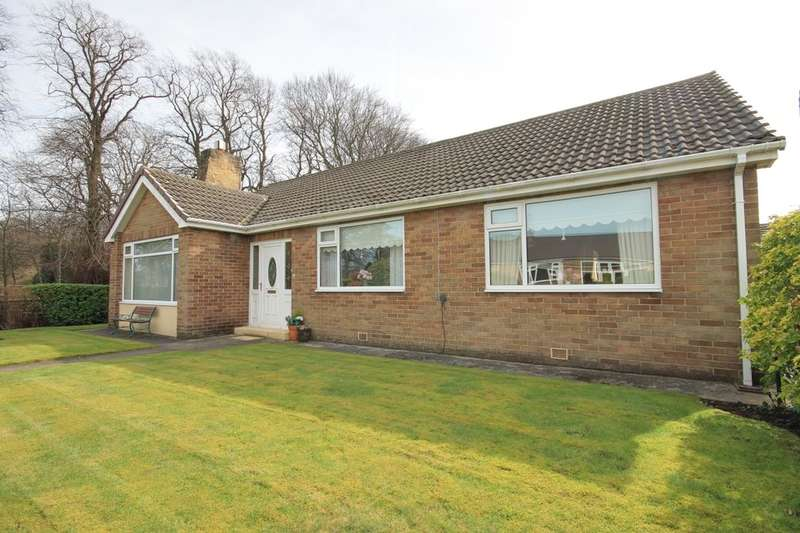 3 Bedrooms Detached Bungalow for sale in Queensmere, Chester Le Street, DH3