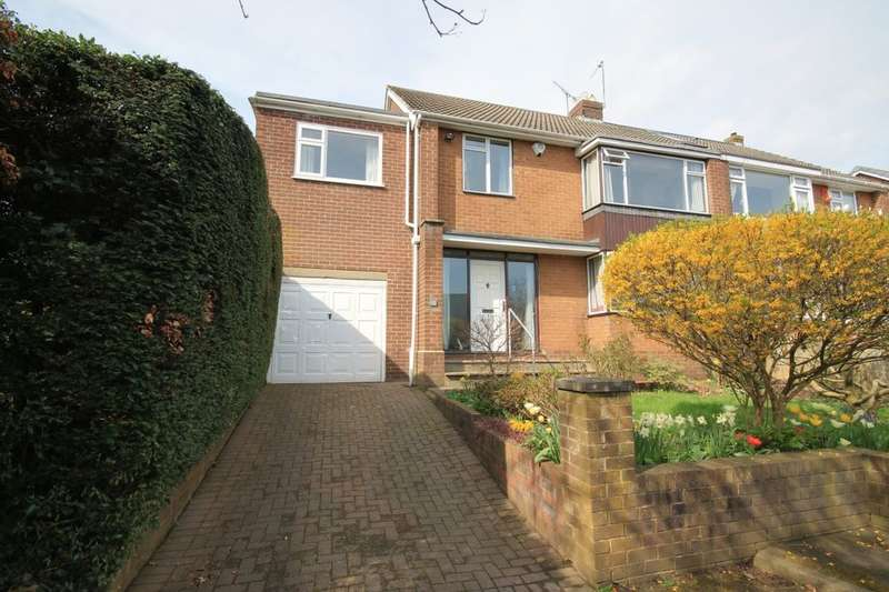 4 Bedrooms Semi Detached House for sale in Hermitage Park, Chester Le Street, DH3