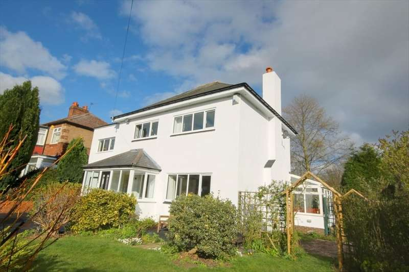 4 Bedrooms Detached House for sale in Hill House Road, Throckley, Newcastle Upon Tyne, NE15