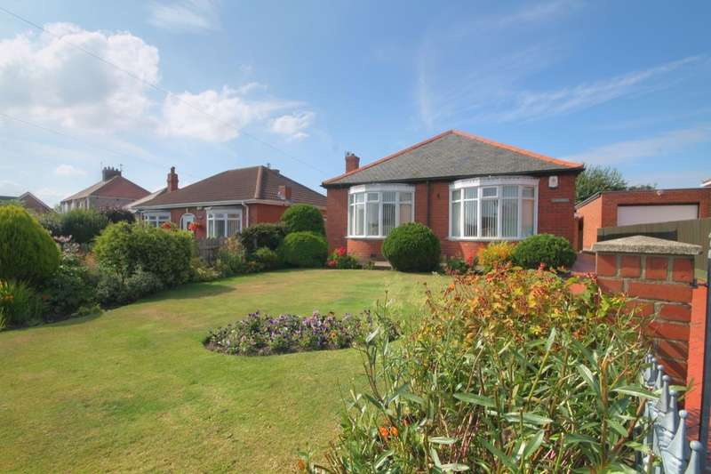 2 Bedrooms Detached Bungalow for sale in Gillas Lane East, Houghton Le Spring, DH5