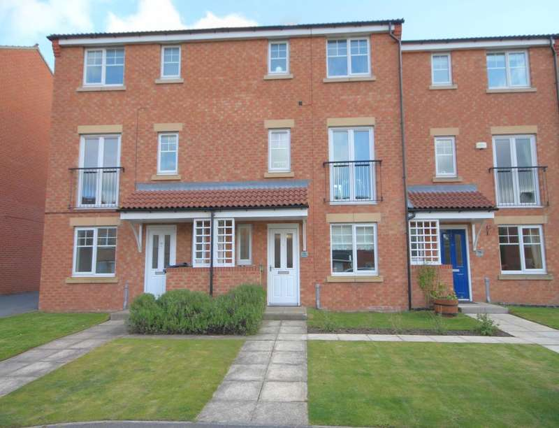 4 Bedrooms Property for sale in Harwood Drive, Houghton Le Spring, DH4