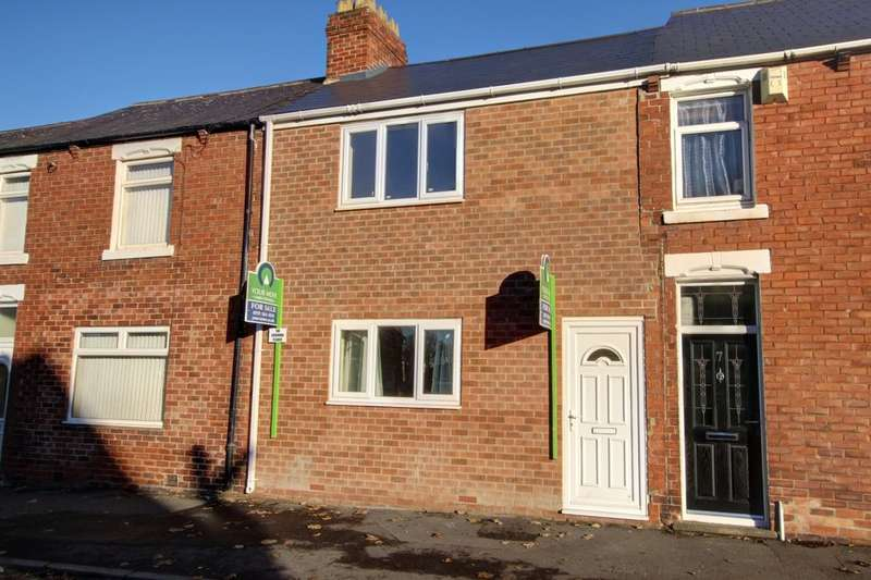 2 Bedrooms Flat for sale in Houghton Road, Hetton-Le-Hole, Houghton Le Spring, DH5