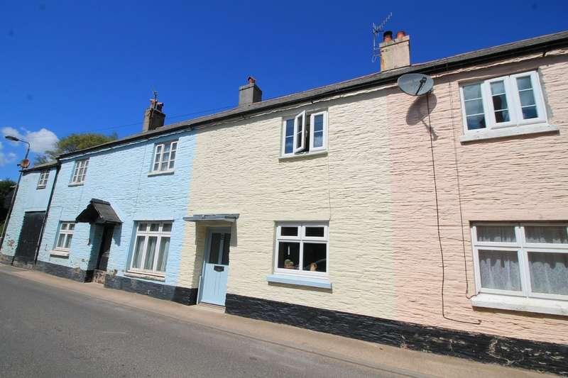2 Bedrooms Terraced House for sale in Coleridge Lane Cottages, Chillington